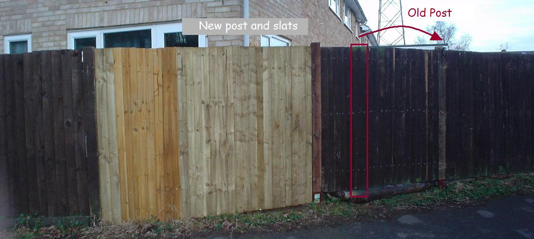 Fences lost in October 2002